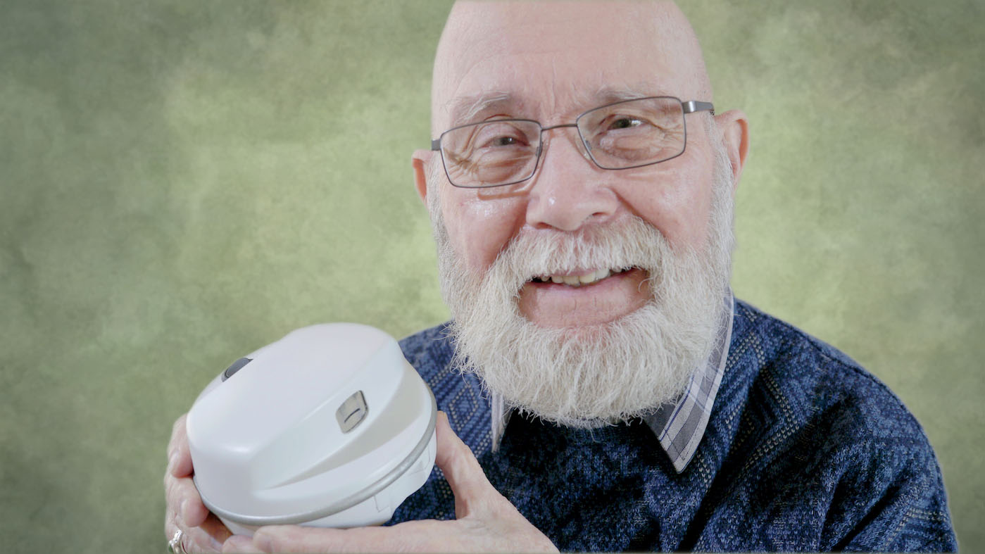 Automatic Nail Clipper for People with Low Vision & Blindness - Best Nail Clipper for blind people