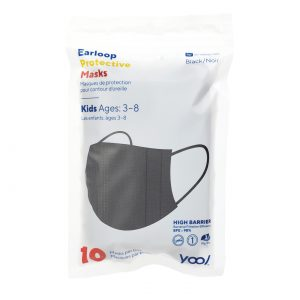 Kids Face Mask Age: 3- 8 years old Tween Youth Kids 3ply Non Woven Face Mask Small Face Mask For Boys and Girls.